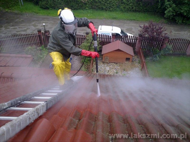 Mycie Dachów