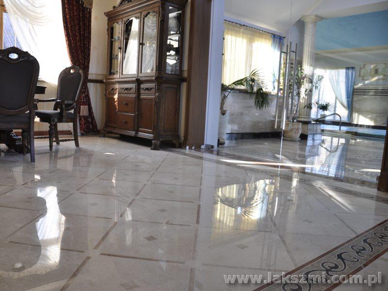 Firma mycie posadzki w domu