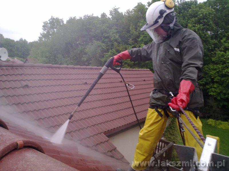 Mycie Dachów Karcher
