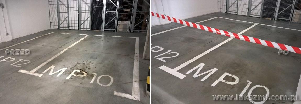 Mycie Parkingu Podziemnego Wrocław