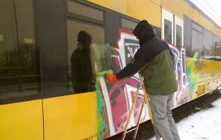 Zmywanie Graffiti
